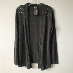Moon Collection | Studded Cardigan